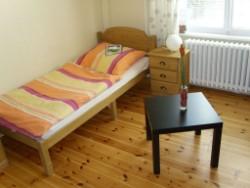unsere pension. Black Bedroom Furniture Sets. Home Design Ideas